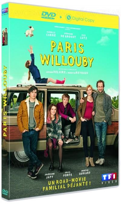 Paris-Willouby en DVD : on the road again