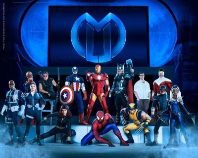 Marvel Universe Live ! : le spectacle à Paris dès la rentrée