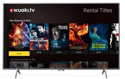 Wuaki.tv sur Android TV Philips : l'offre s'agrandit