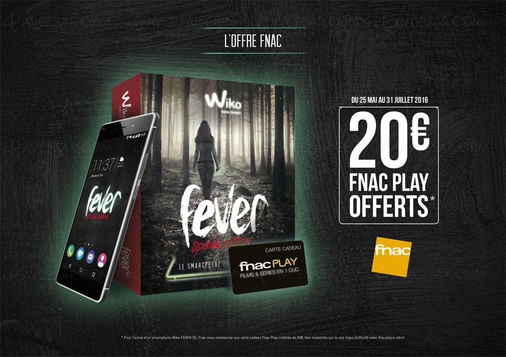 wiko fever 4g special edition le m me en mieux. Black Bedroom Furniture Sets. Home Design Ideas