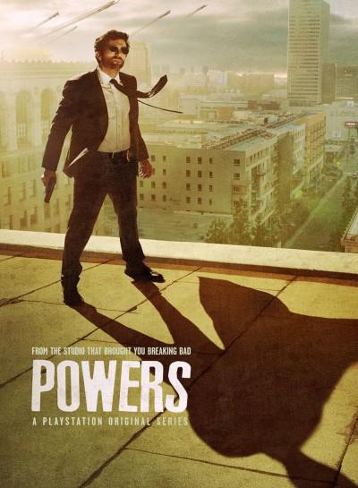 Powers saison 2 : le 31 mai sur PlayStation Network