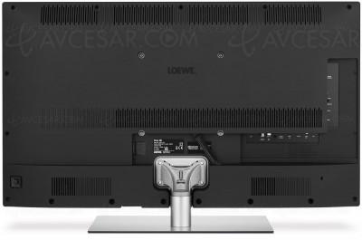 TV LED Ultra HD Loewe One 40 : mise à jour références et spécifications