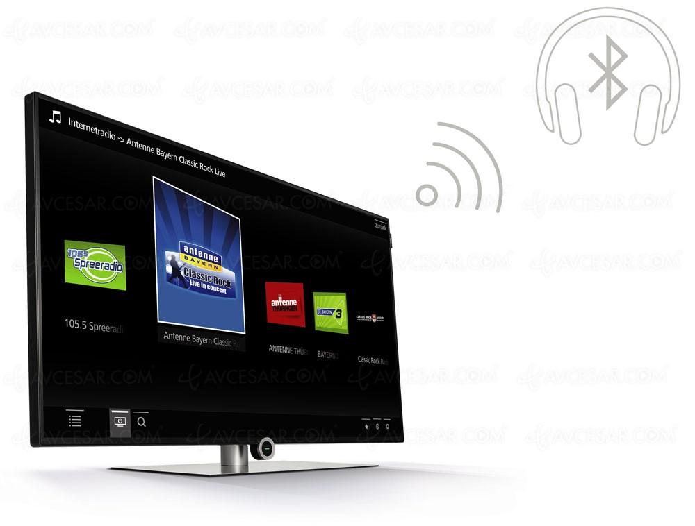 tv led ultra hd loewe one 40 mise jour r f rences et sp cifications. Black Bedroom Furniture Sets. Home Design Ideas