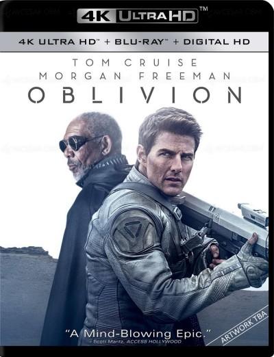 Oblivion Ultra HD Blu-Ray US, bientôt FR ? : mais aussi Lucy et…