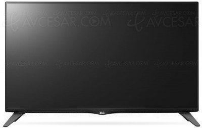 TV LED Ultra HD LG UH630V : unique référence au programme
