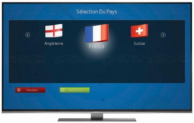 Grundig TV Foot Fan Cloud : pour ne rien rater de l'Euro 2016