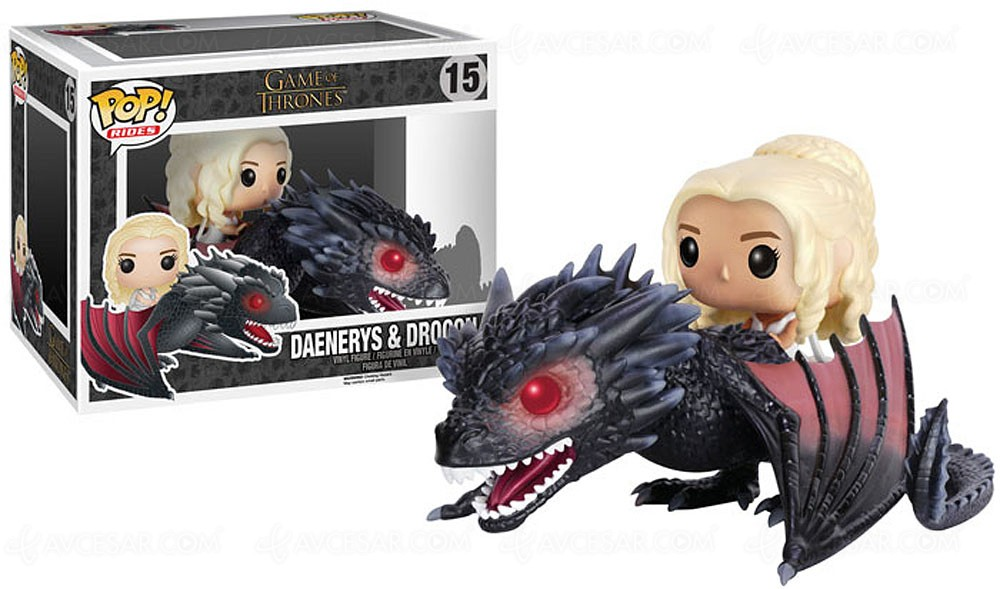 figurine pop drogon xl