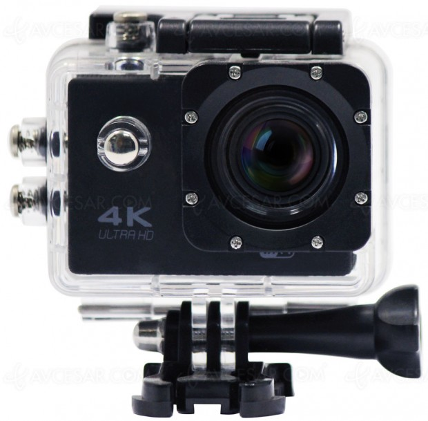 Action Cam Storex X'Trem CUHDW5050, 4K, résistante etaccessible