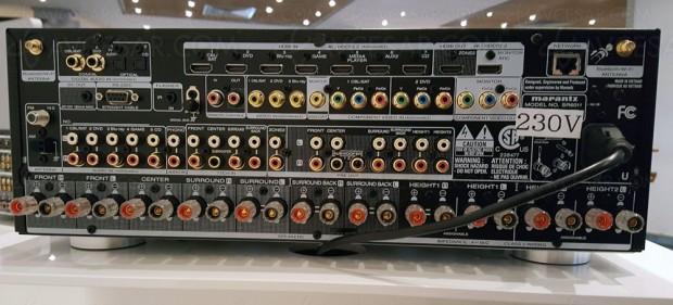 Marantz SR6011 : 9.2, Dolby Atmos 7.2.4, DTS:X 11.2