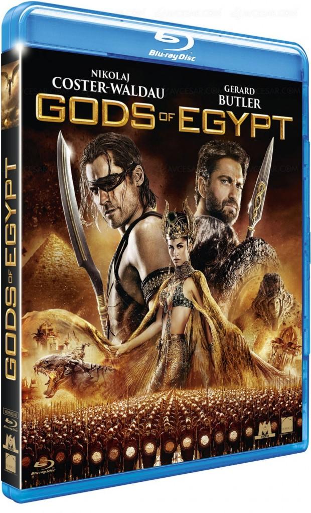 Gods of Egypt, le choc des titans(bis)