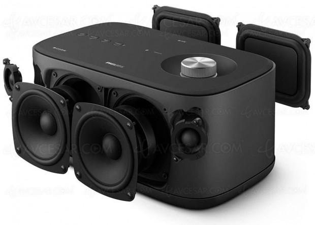Philips BM7 Izzy, maillon Bluetooth supplémentaire pour chaîne multiroom