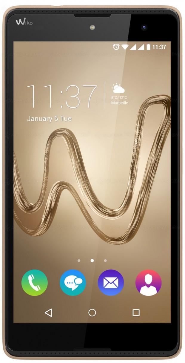 Wiko Robby 3G, une phablette 3G premierprix