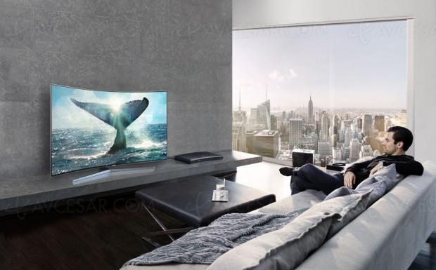 Test de la platine Ultra HD Blu‑Ray SamsungUBD‑K8500