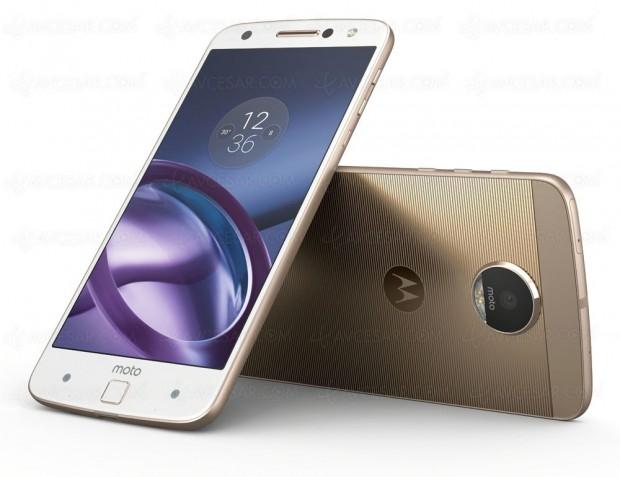 Motorola Moto Z, le smartphone modulaire le plus fin dumonde