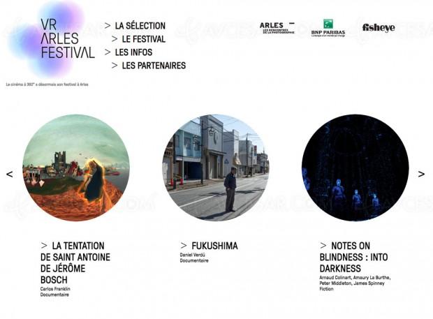 VR Arles Festival, première édition autour de la réalitévirtuelle