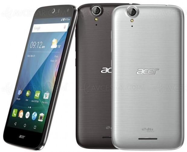 Mise à jour Android 6.0 sur Acer LiquidZ630S