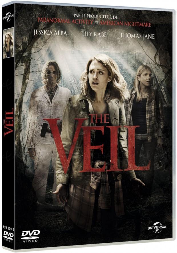 Jessica Alba au cœur de l'horreur (TheVeil)