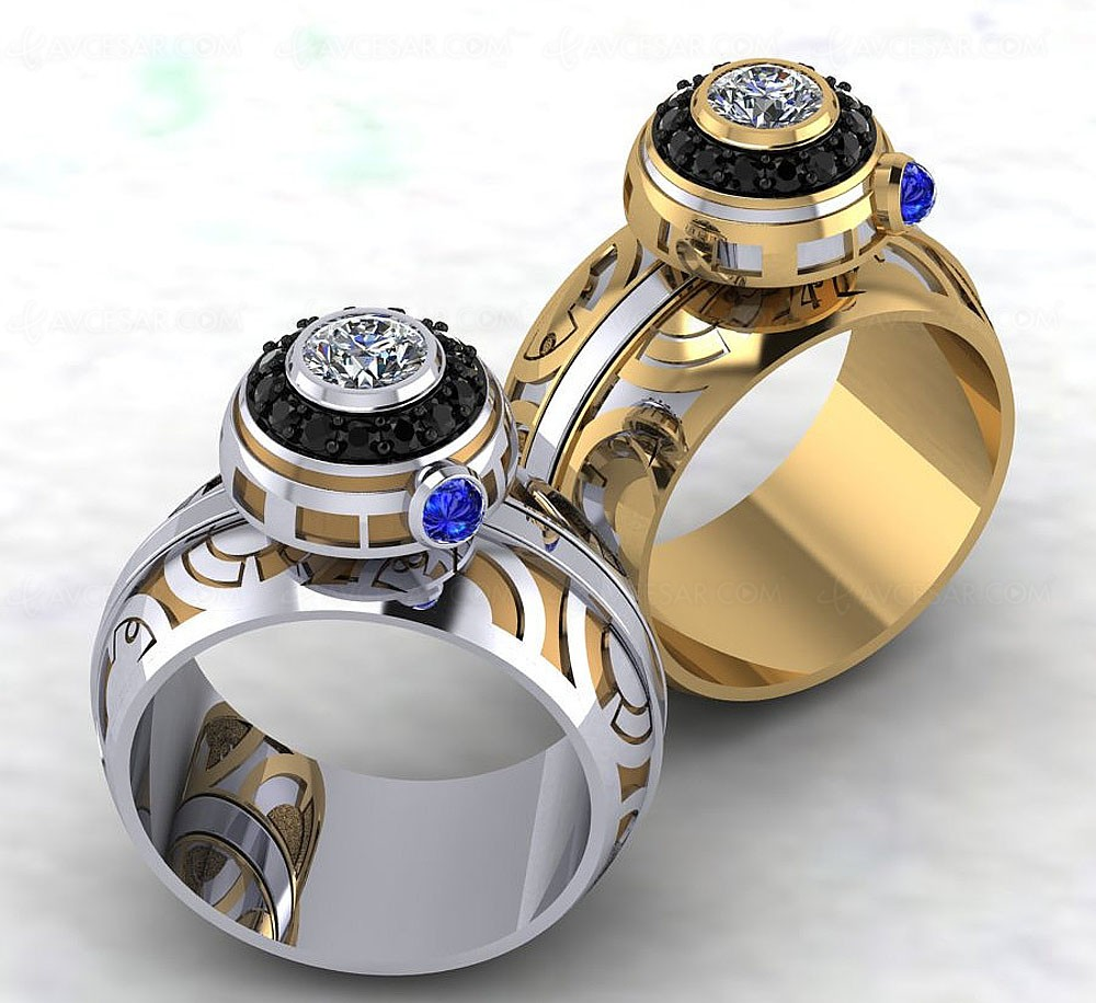 Undertale Engagement Ring