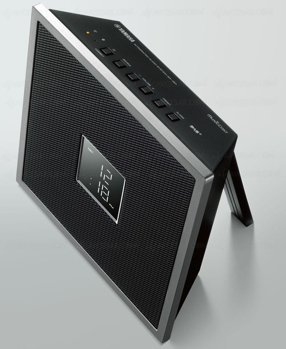 yamaha restio isx 18d dernier n de la famille multiroom. Black Bedroom Furniture Sets. Home Design Ideas