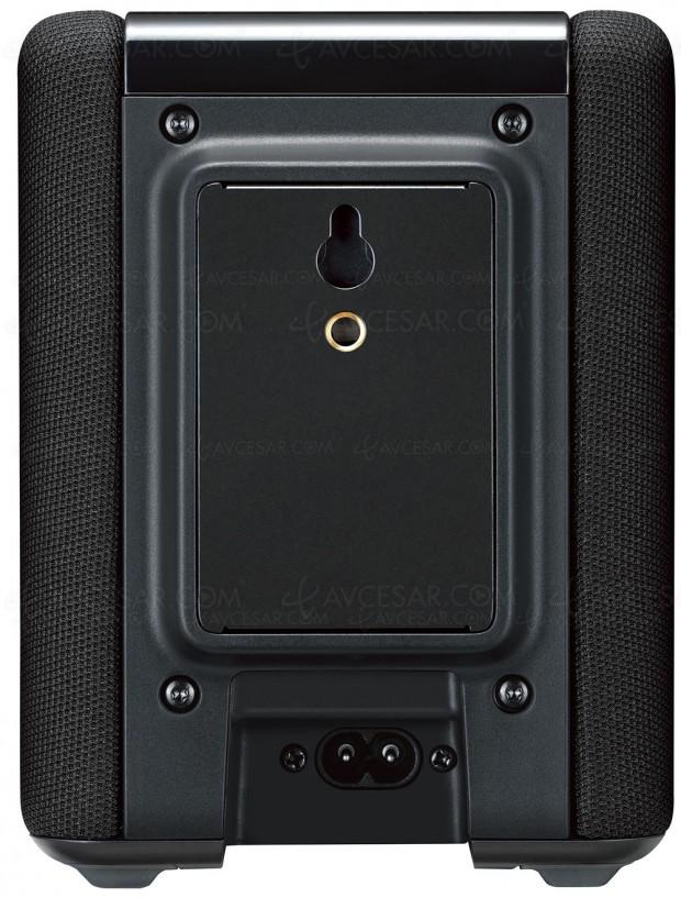 Yamaha WX-010 MusicCast, enceinte réseau multiroom premier prix