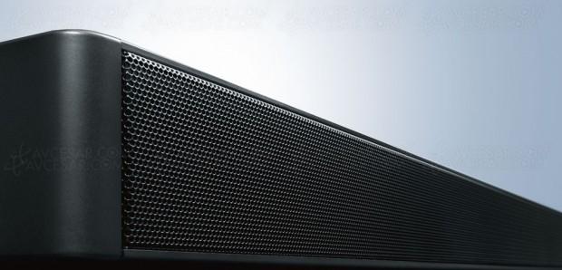 Yamaha YSP-2700, barre de son/projecteur sonore 7.1