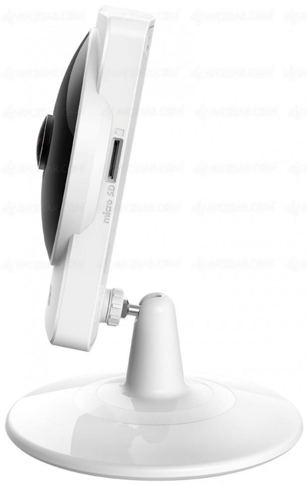 Caméra de surveillance D‑Link DCS‑8200LH intégrée à mydlinkHome