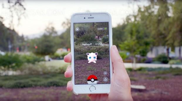 Pokémon GO sur smartphone et Nintendo bat des records en bourse