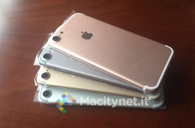 Encore des iPhone 7 dans lanature…