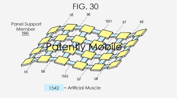 Encore des brevets pour smartphone pliable chezSamsung