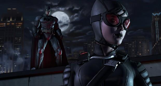 Sortie imminente du nouveau jeu BatmanparTelltale(bande‑annonce)
