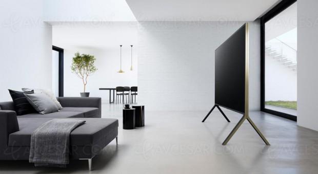 TV LED Sony ZD9, processeur X1 Extreme et Backlight Master Drive