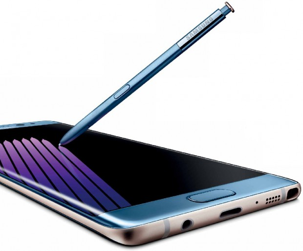 Galaxy Note 7, le stylet prend lapose