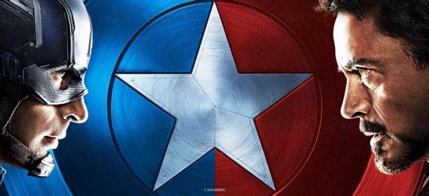 Captain America Civil War ou la plus grande bataille de super-héros