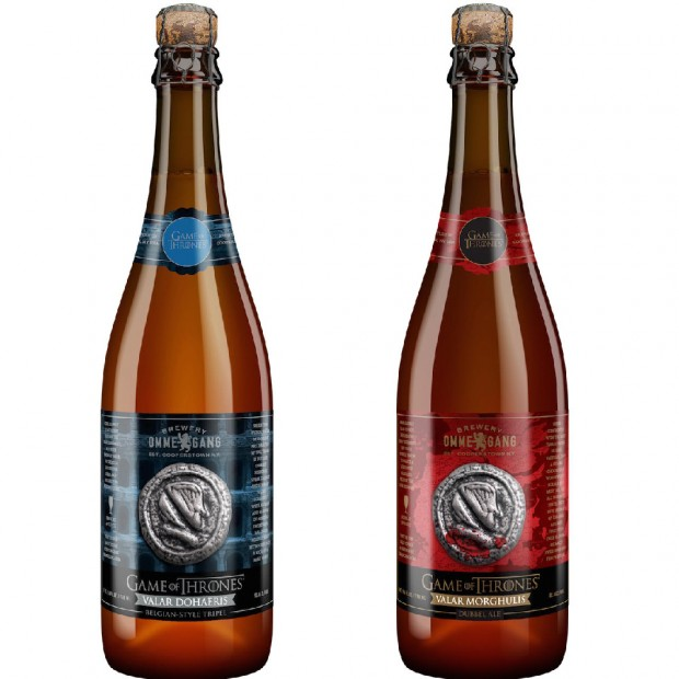 Bière Game of Thrones, ivresse is coming