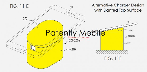 Chargeur pour deux appareils simultanés (brevetSamsung)