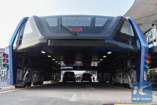 Bus anti-bouchons made inChina