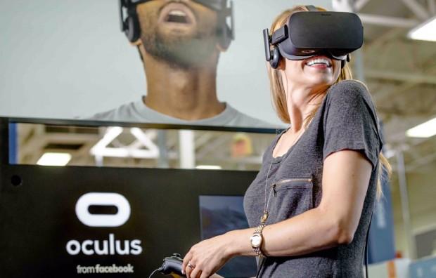Casque de réalité virtuelle Oculus Rift, sortie le 20septembre