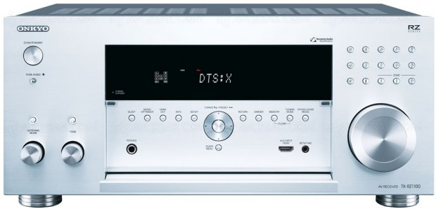 Onkyo TX-RZ1100 : 9.2, DTS:X, Dolby Atmos, THX Select 2 Plus