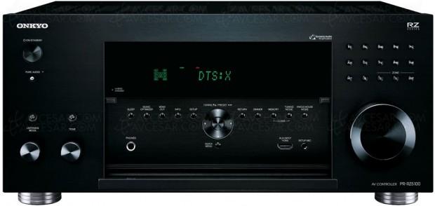 Onkyo PR-RZ5100 : pré-amplificateur 11.2, DTS:X, DolbyAtmos, THX Ultra2Plus…