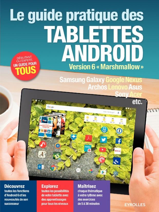 Le guide pratique des tablettesAndroid