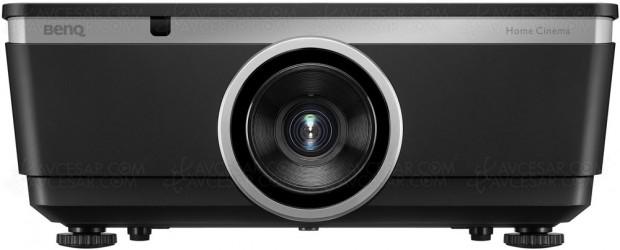Vidéoprojecteur BenQ W8000, 100% Rec.709 etTHX