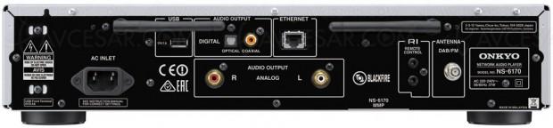 IFA 16 > Onkyo NS-6170, lecteur réseau audiophile enapproche