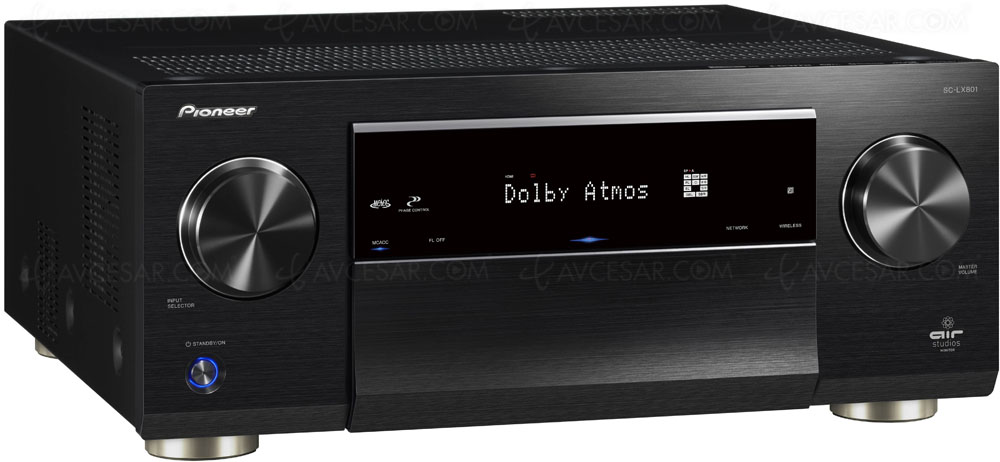 ifa 16 pioneer sc lx801 9 2 dolby atmos dts x hdmi 2. Black Bedroom Furniture Sets. Home Design Ideas