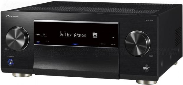 IFA 16 > Pioneer SC-LX801, 9.2, Dolby Atmos, DTS:X, HDMI2.0a/HDCP2.2, Air Studios… :