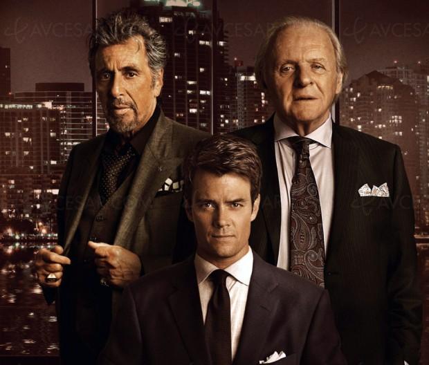 Pacino-Hopkins : première rencontre dans Manipulations