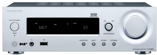 IFA 16 > Onkyo R-N855, amplificateur stéréoréseau