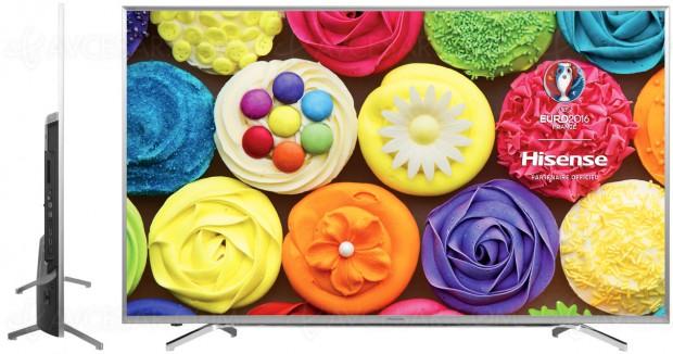 TV Uled Hisense M7000, mise à jour prixindicatif