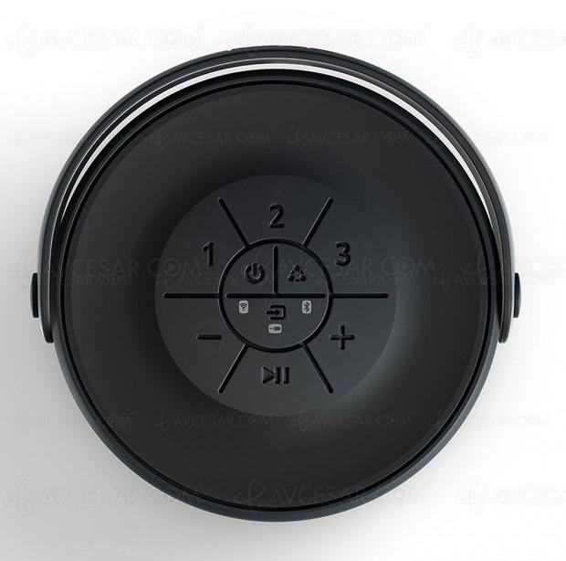 IFA 16 > Enceintes Bluetooth multiroom Gear4 Black