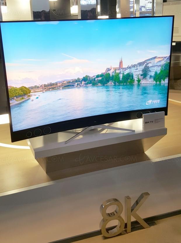 IFA 16 > TV LED 8K TCL prototype