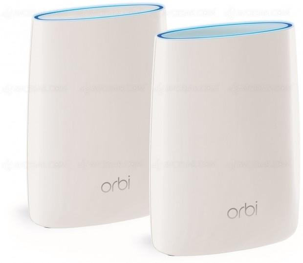 IFA 16 > Netgear Orbi, Wi-Fi tri-bandes pour booster sonréseau